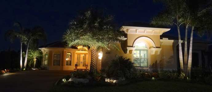 outdoor landscape lighting palm beach county