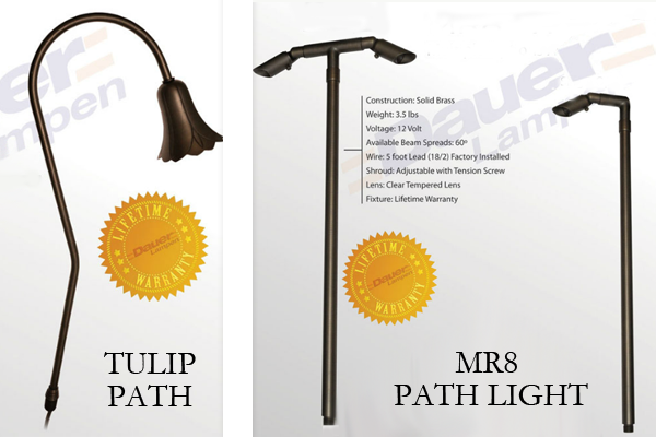 our newest led dauer lamps light fixtures with a lifetime guarantee