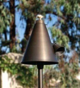 Dauer Tiki Torch Light