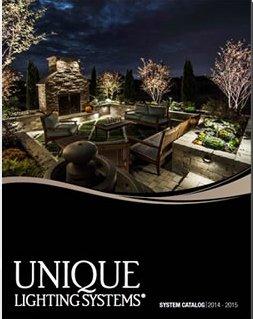 Unique Lighting LED Landscape Lighting