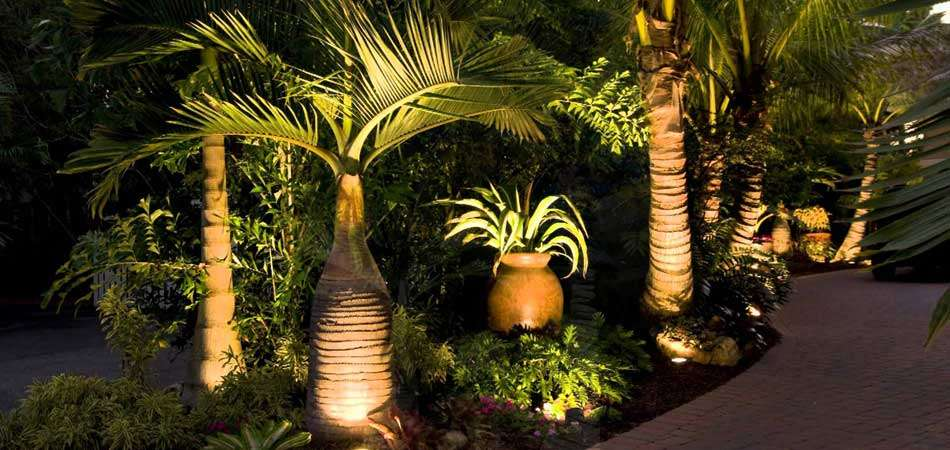 security led landscape lighting palm beach