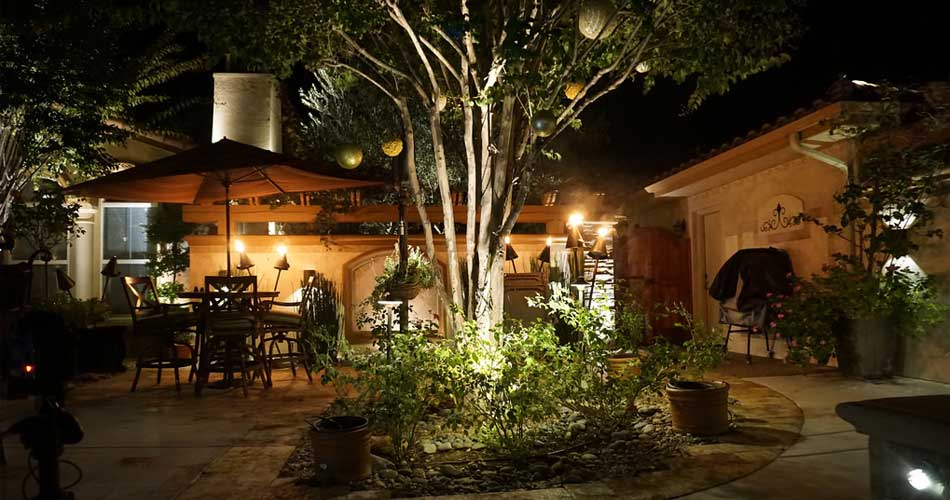 Are Your Landscape Lighting Fixtures